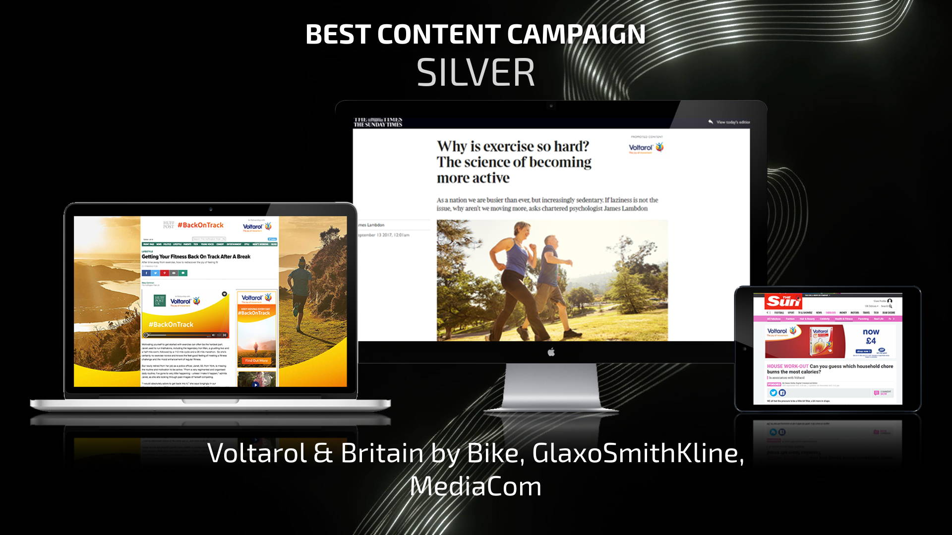Best Content Campaign - Silver