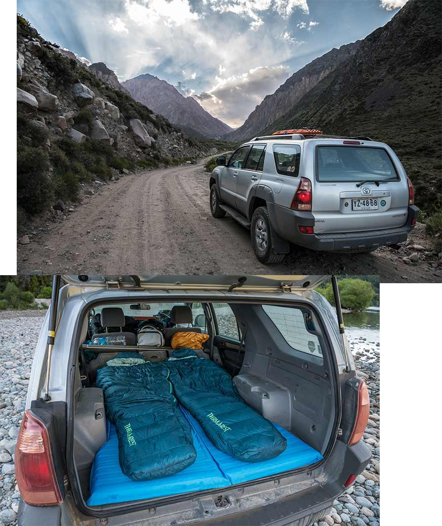 Overland Travel Argentina