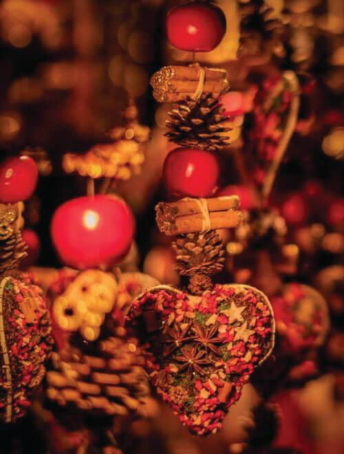 Christmas Cheer Essential Oil Blend