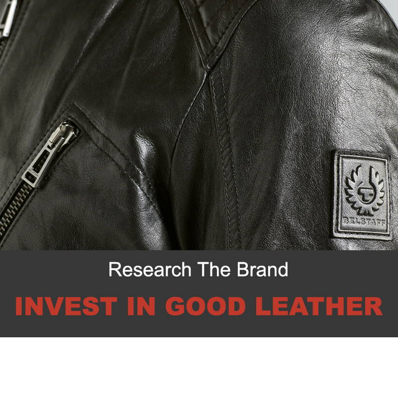 903f6afa BELSTAFF Leather Jacket Review - Independence Brothers