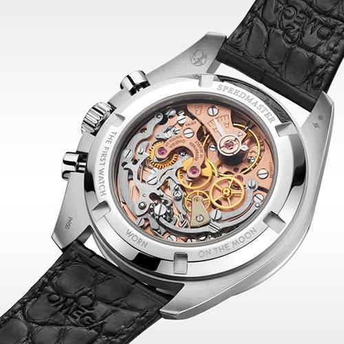 Omega: Speedmaster Professional Moonwatch Caliber 321 Platinum