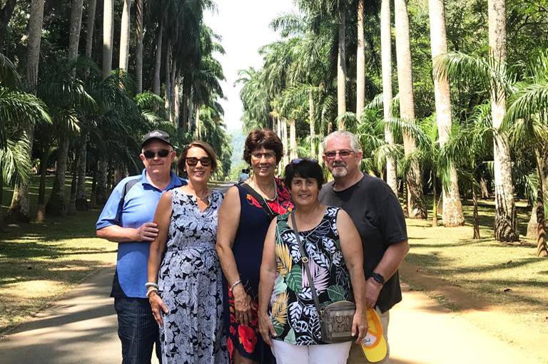 Travelbay Customer Reviews - Catherine Hingston - Royal Botanic Garden Peradeniya