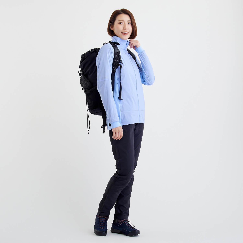 NORRONA(ノローナ)/フォルケティン オクタジャケット/ライトブルー/WOMENS