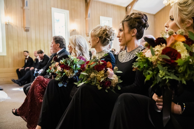 Stems Fresno Bridesmaid Bouquet Ceremony Flowers