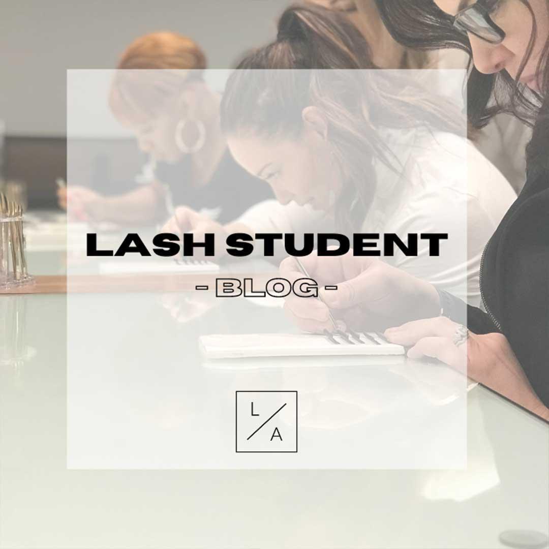 Eyelash Student Blog