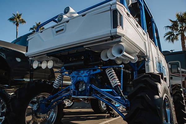 HornBlasters Polaris Ranger with Horn Kit
