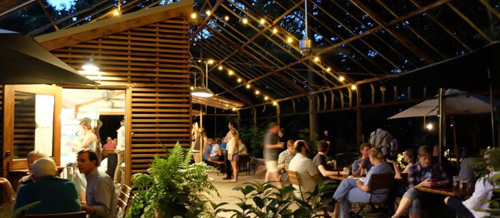 Kentucky Native Café | Beer Garden | Lexington, KY