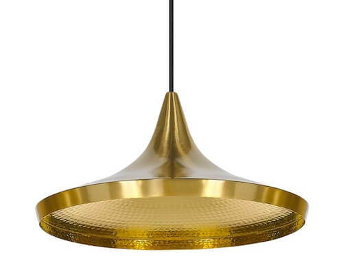 Tom Dixon Beat Wide Pendant Light