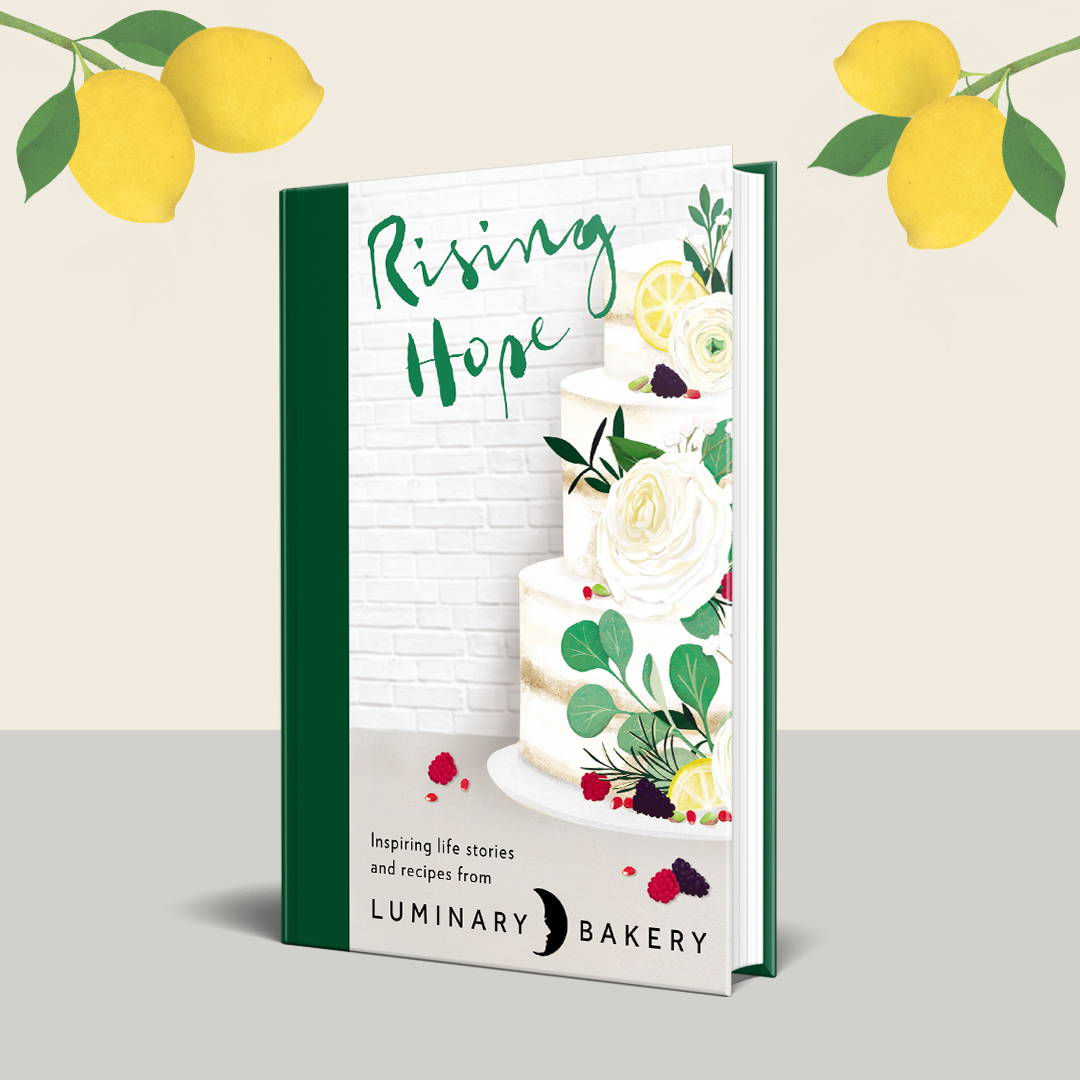 Luminary Bakery Rising Hope Cookbook