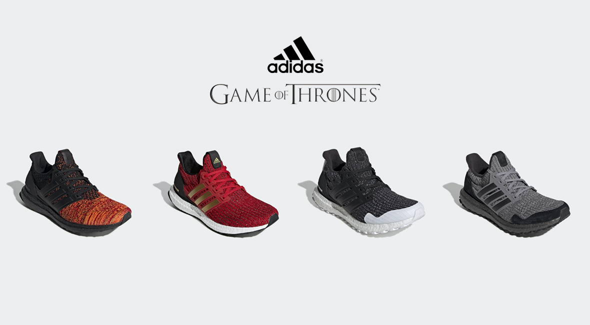 0db6b7e5b Adidas Running announces GAME OF THRONES® collaboration