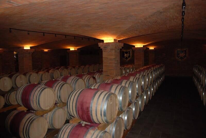 Weinkellerführung von Clarissa in Südafrika