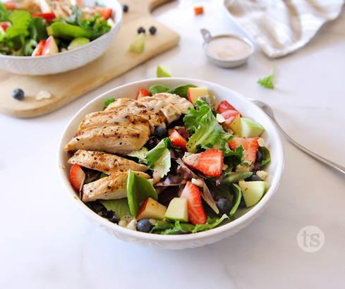 strawberry market salad