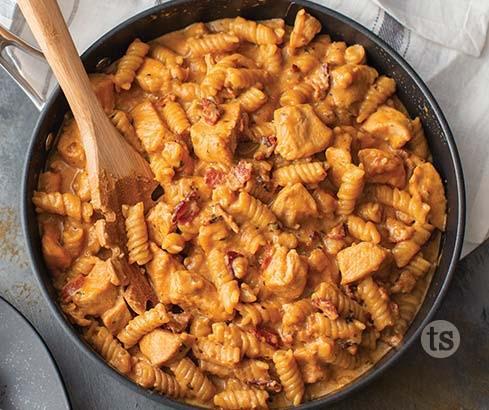 https://tso.tastefullysimple.com/recipes/bbq-chicken-rotini-skillet-205305
