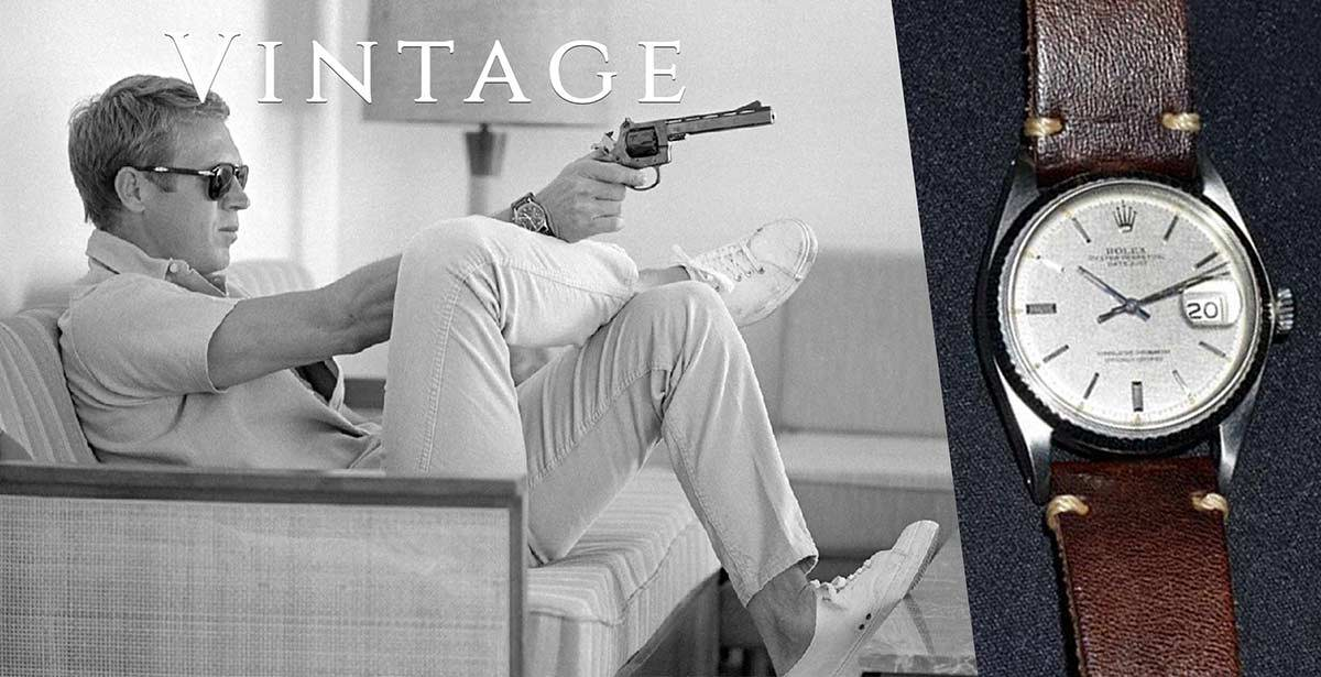 Vintage Watches - History Remembers Those Who Are A Little Bit Different