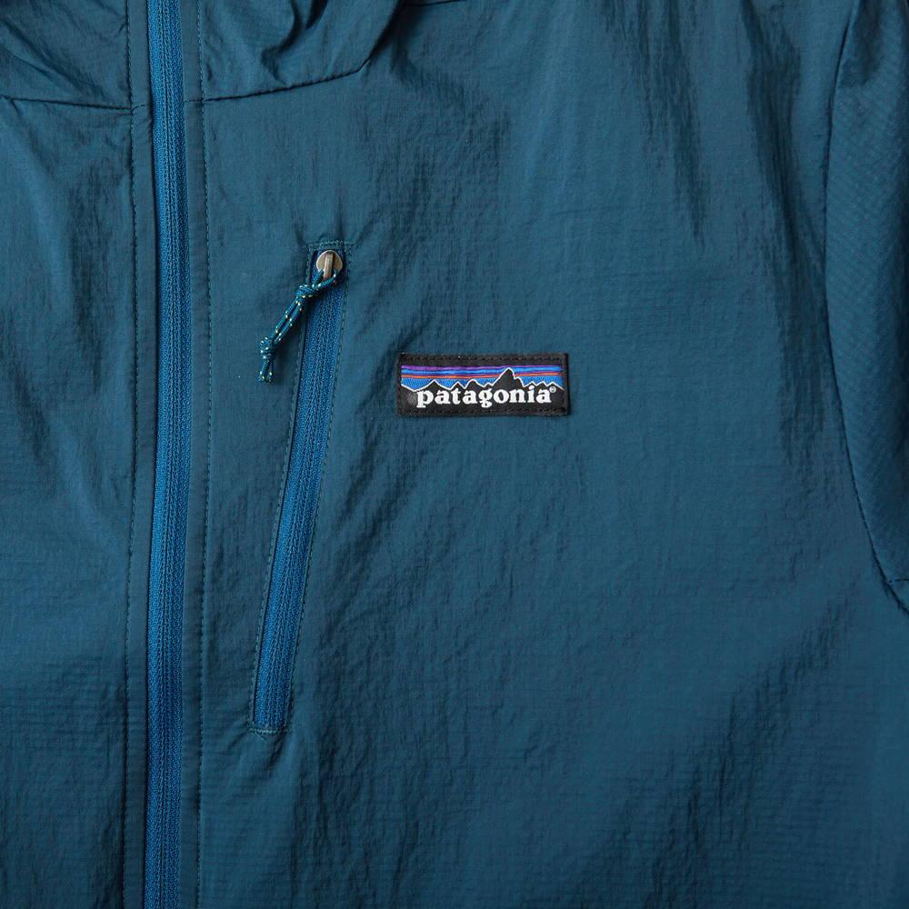 patagonia(パタゴニア)/フーディニジャケット/ブルー/MENS