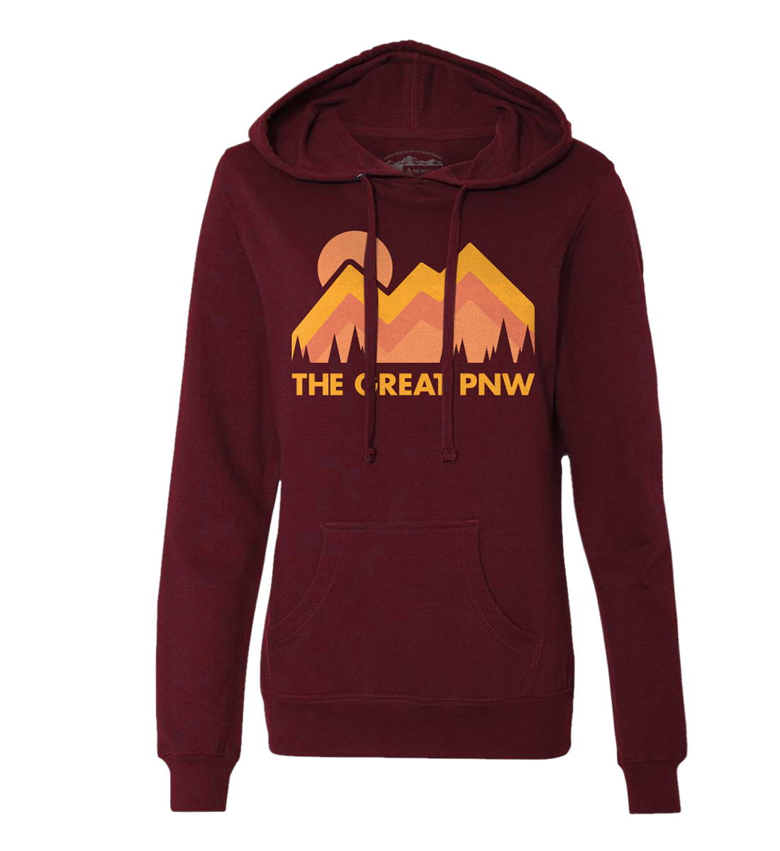 The Great PNW Expedition Women's Hoodie