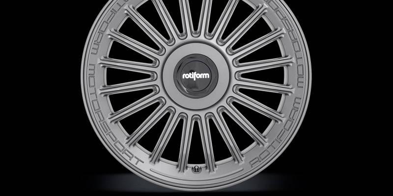 Rotiform Buc-M Wheel