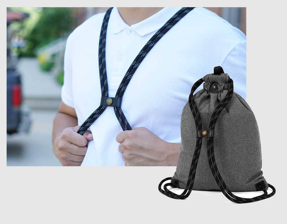 secure anti-theft backpack