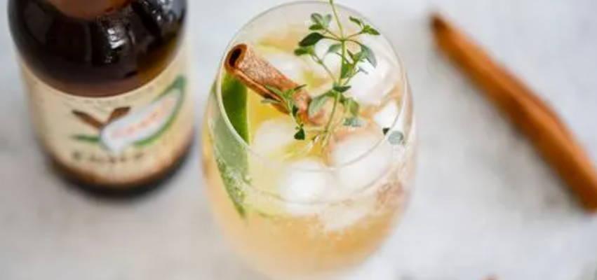 Nexba Cinnamon & Lime Recipe