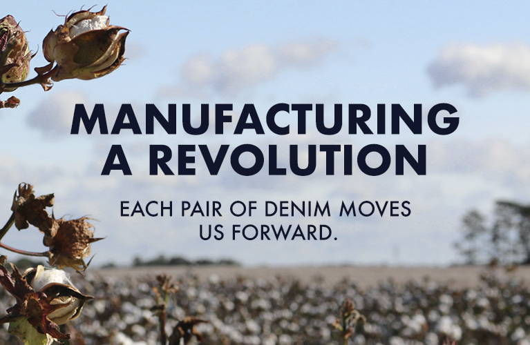 Manufacturing a revolution