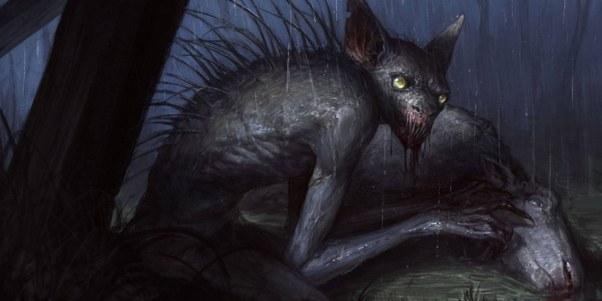 Mysterious Creatures & Myths From Around the World