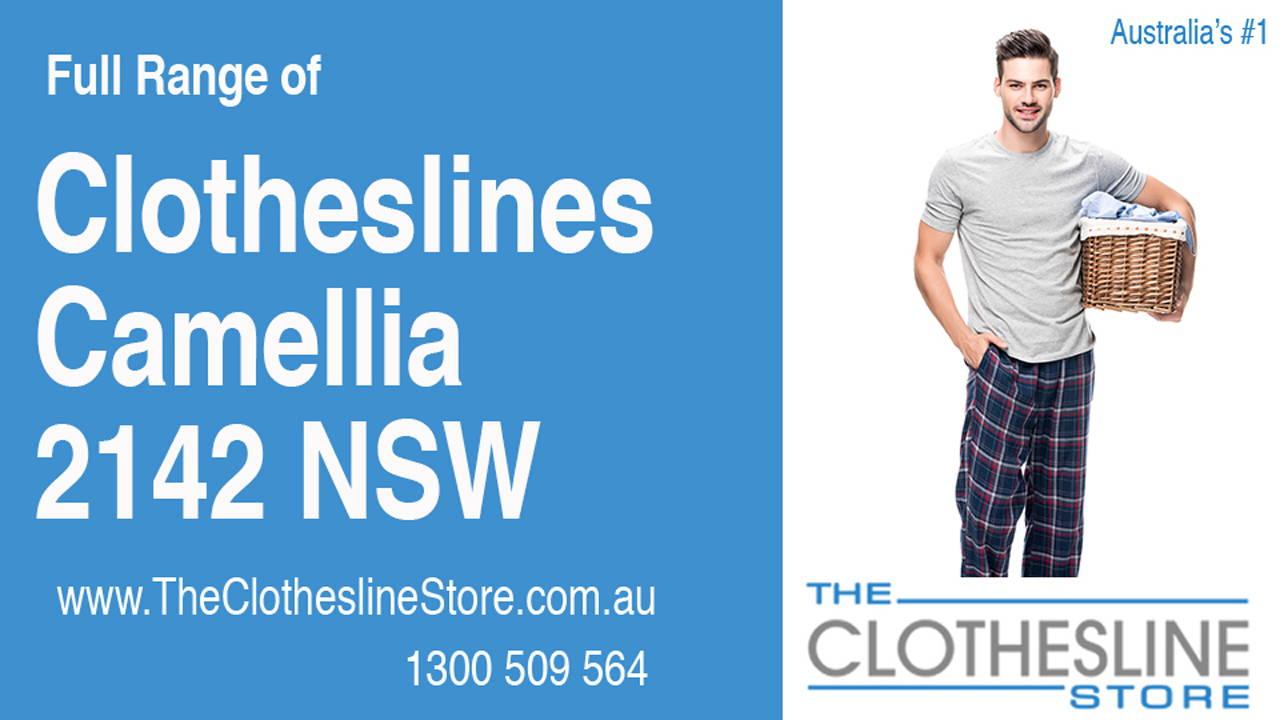 Clotheslines Camellia 2142 NSW
