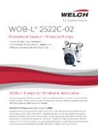 WOB-L2522C_Datasheet