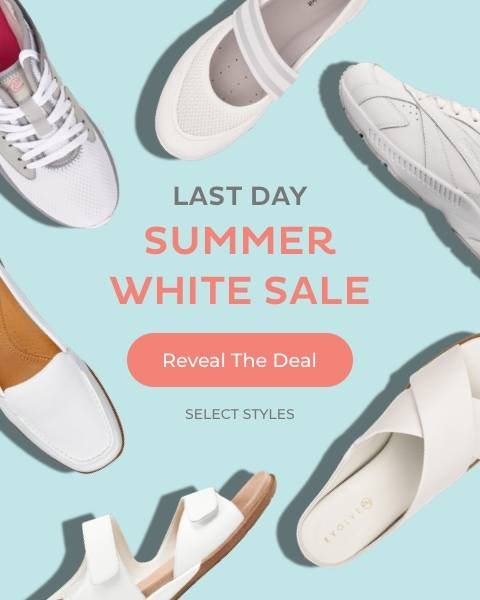 Summer White Sale