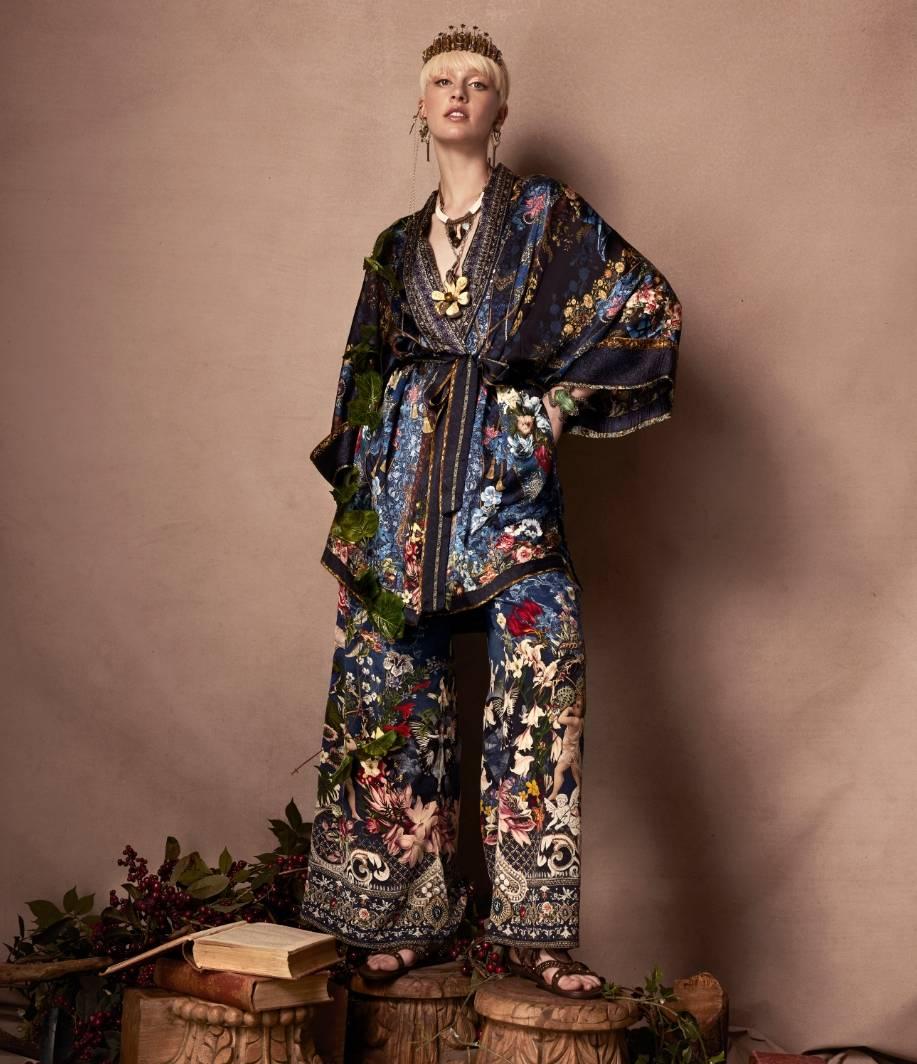 CAMILLA Dreams Of Midsummer Kimono and Pant