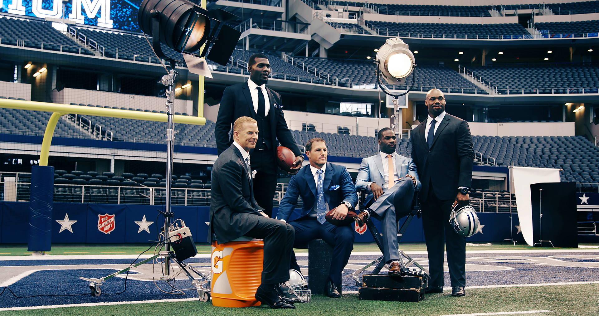Dallas Cowboys Hublot Watches - Media Production | Kinter Media