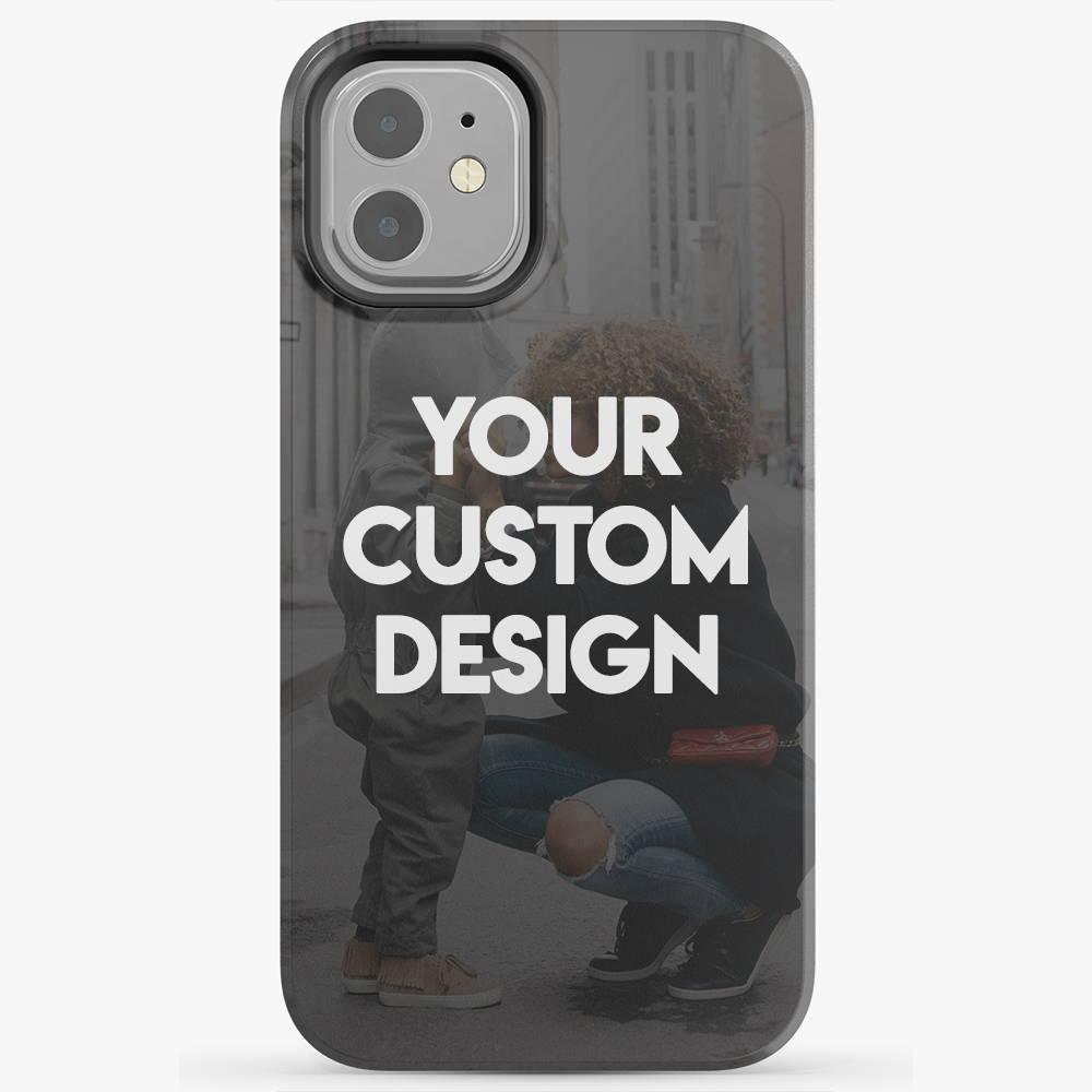 Custom iPhone 12 Mini Extra Protective Cases