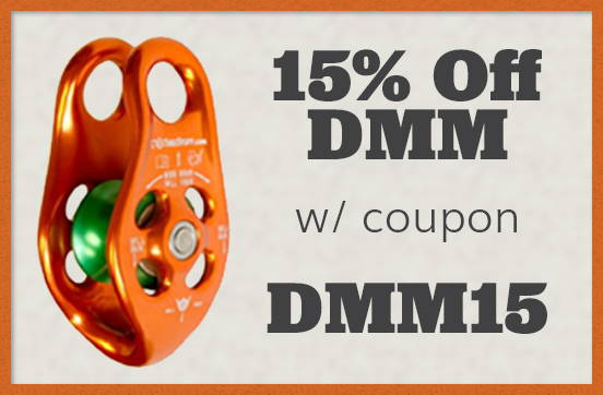 DMM15 - 15% Off All DMM Products