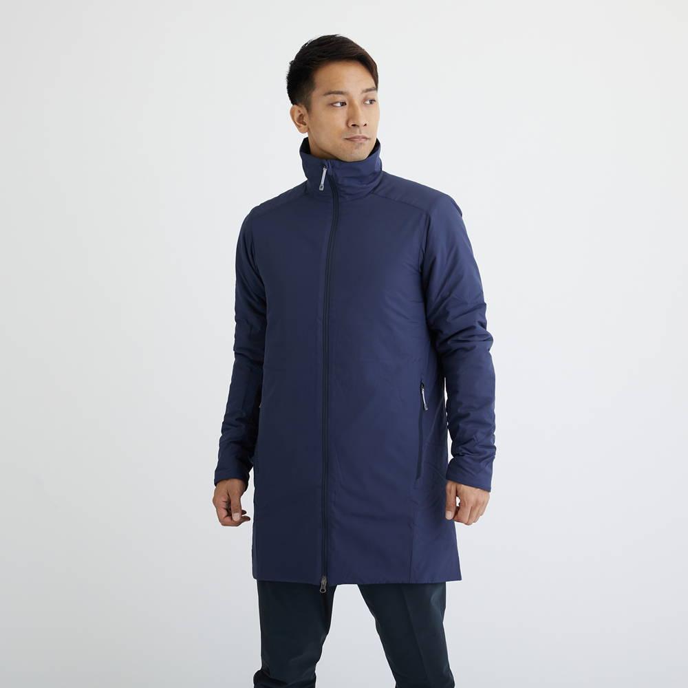 HOUDINI(フーディニ)/アドインジャケット/ネイビー/MENS