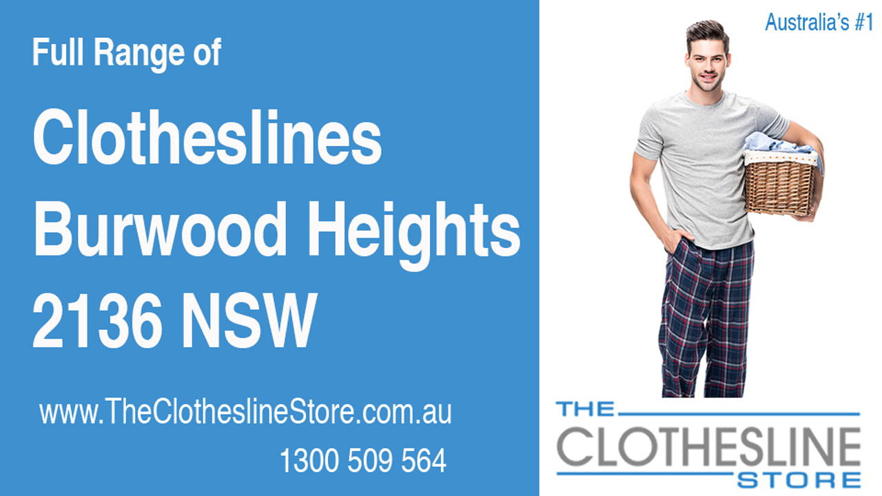 Clotheslines Burwood Heights 2136 NSW