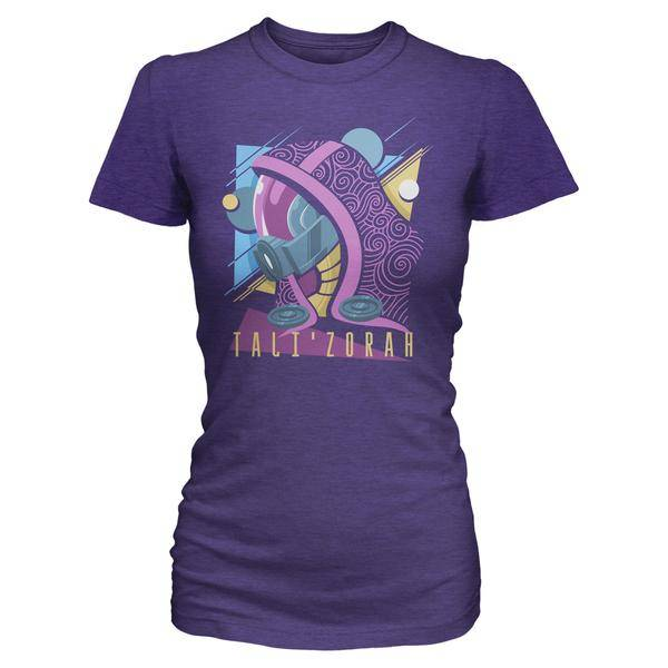 Product image of the Mass Effect Totally Tali tee