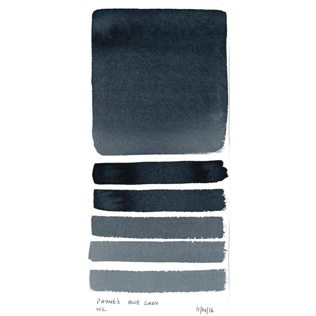Daniel Smith Paynes Blue Gray