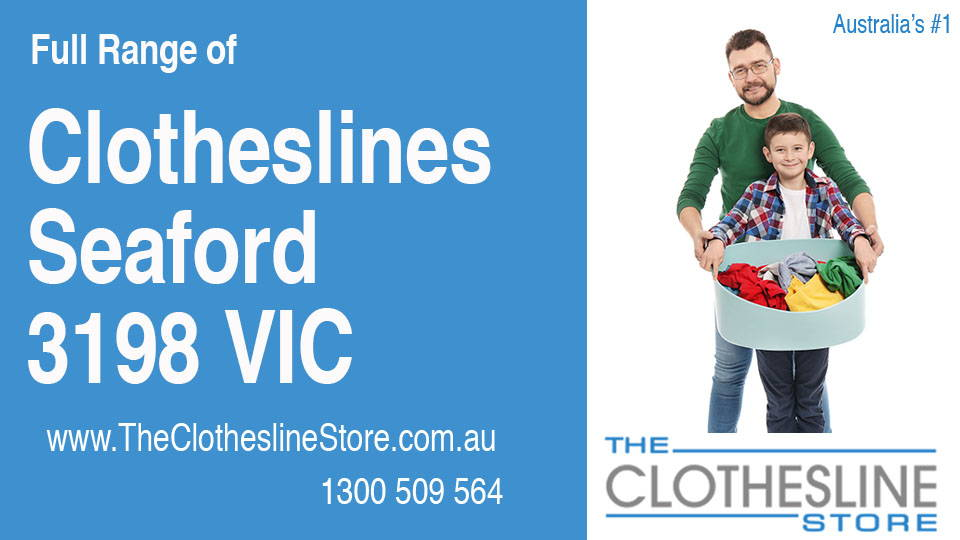 New Clotheslines in Seaford Victoria 3198