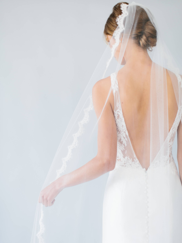 Ampersand Bridal Lourdes Veil