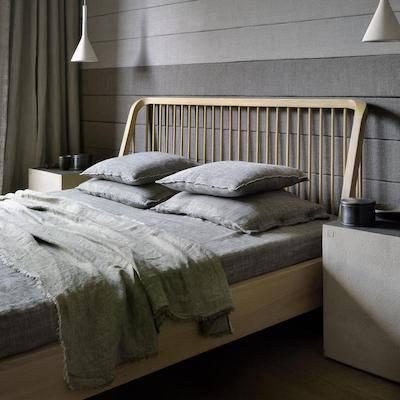 Ethnicraft Bedroom