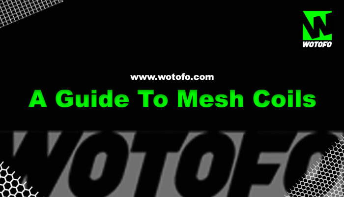 guide to mesh coils