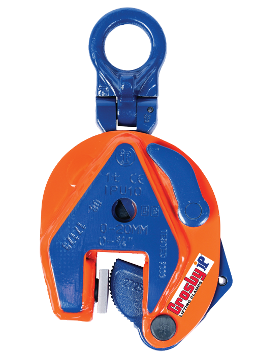 Crosby®  Vertical Lifting Clamps