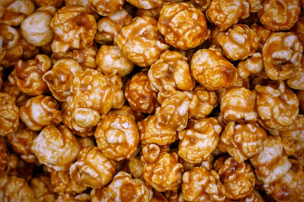 Popcorn Toppers
