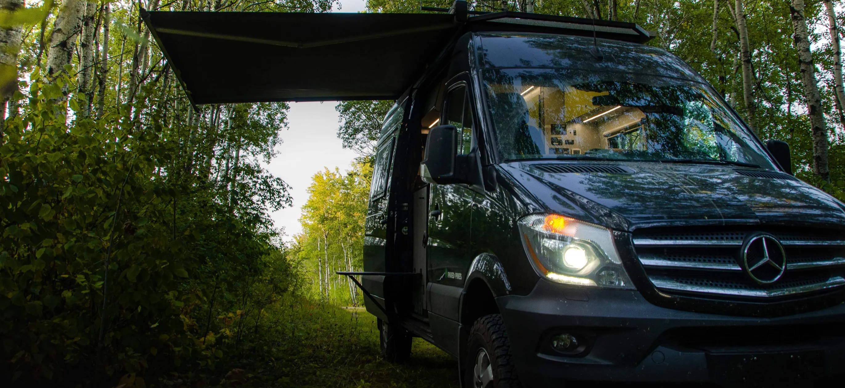 Sprinter Van Conversion Company
