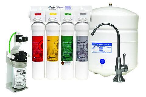 Zero Pure Plus Reverse Osmosis System