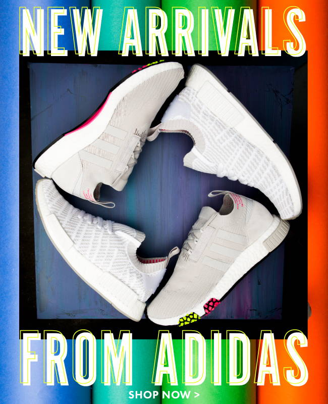 New Arrivals From Adidas | Shop Now