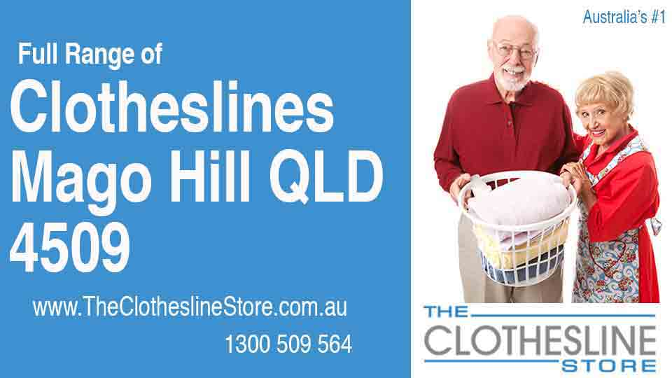 New Clotheslines in Mango Hill Queensland 4509