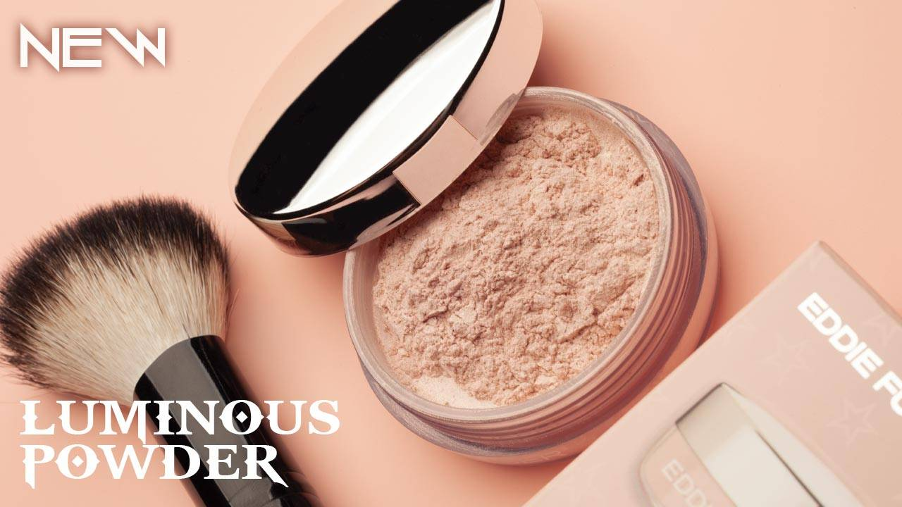 Eddie Funkhouser Cosmetics Luminous Powder