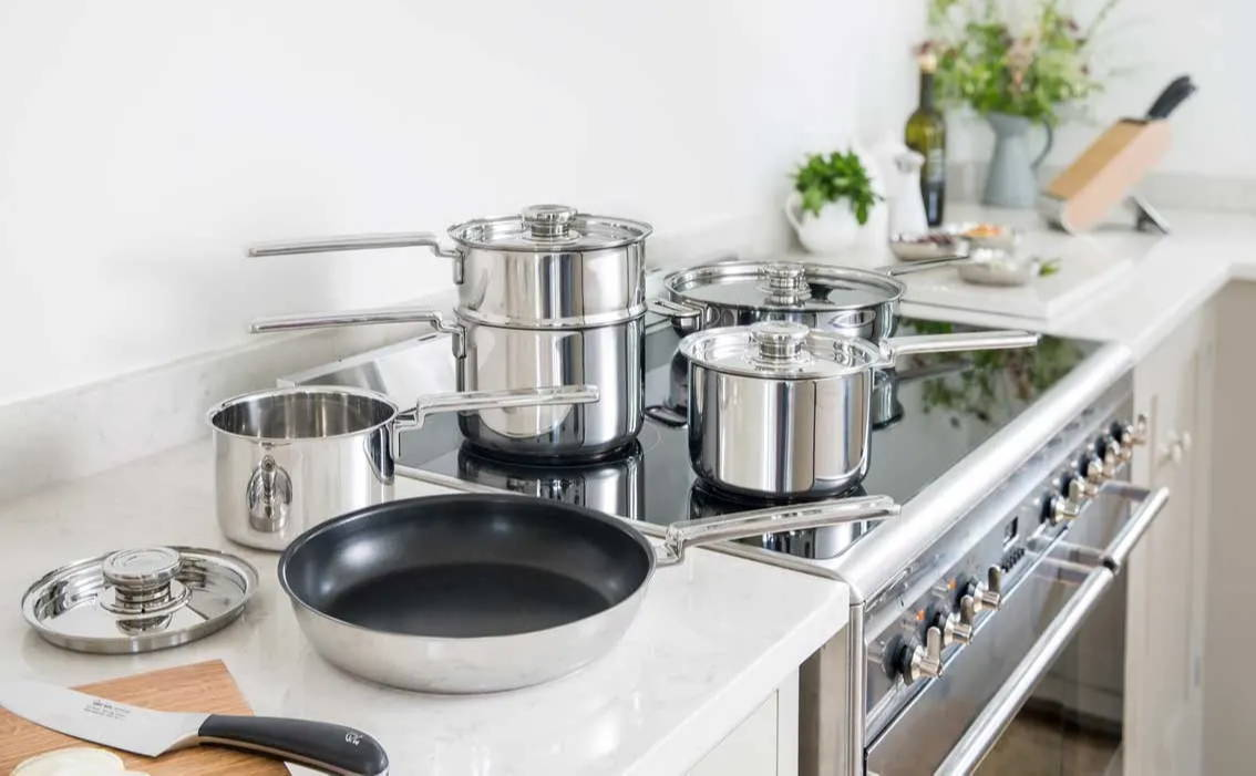 Discover the Campden Cookware Collection