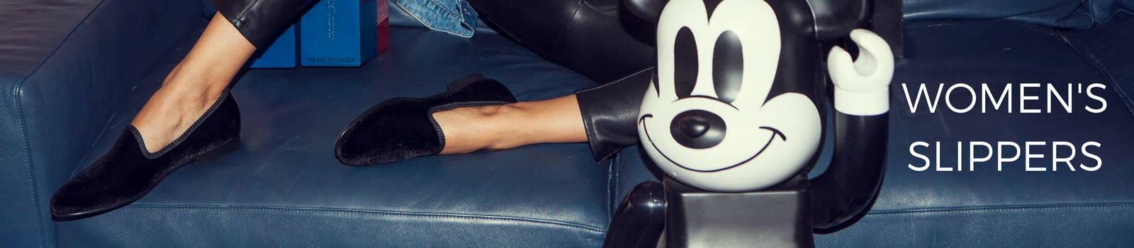 Women's Handmade Slippers
