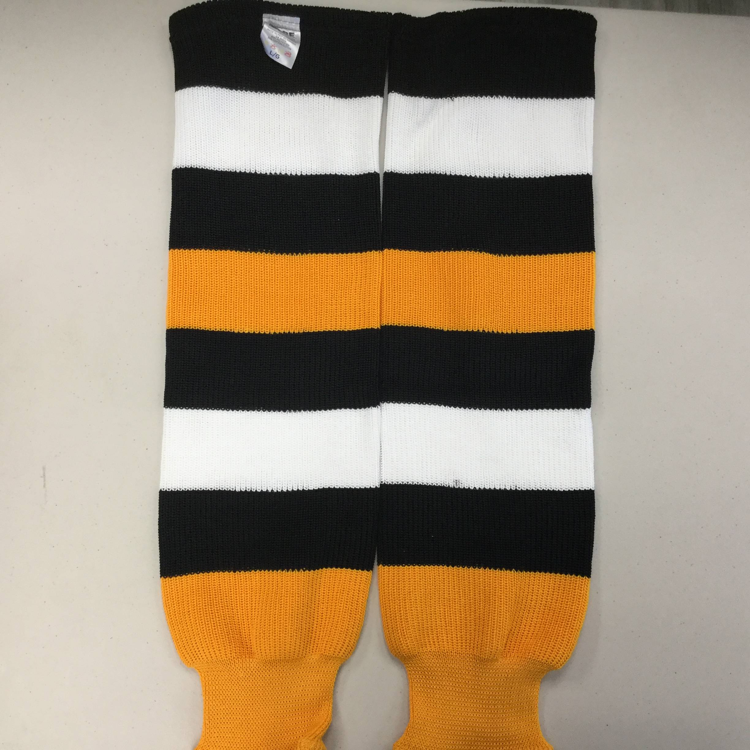 Custom Knit Hockey Socks